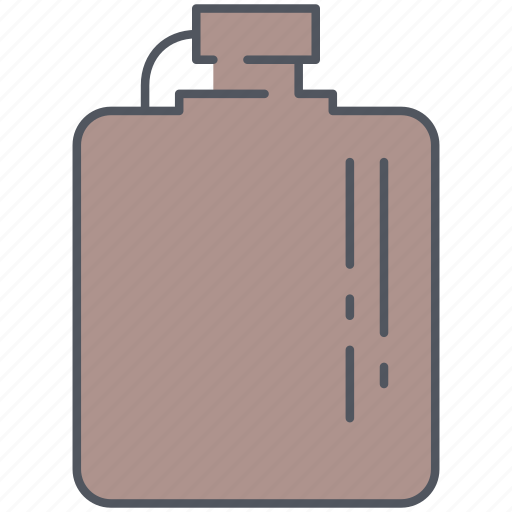alcohol, cowboy, drink, flask, texas, whiskey, wild west icon