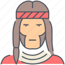 culture, indian, indigenous, native american, texas, tribe, wild west icon