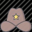 cowboy, hat, police, sheriff, texas, uniform, wild west