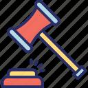 auction, big, dunmallet, gavel, law
