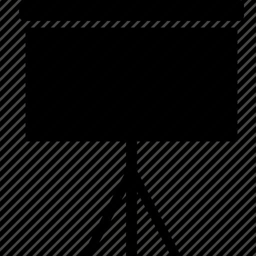 board, construction, design, easel, empty, folio, gproject, graphic, lecturer, pad, portfolio, project icon