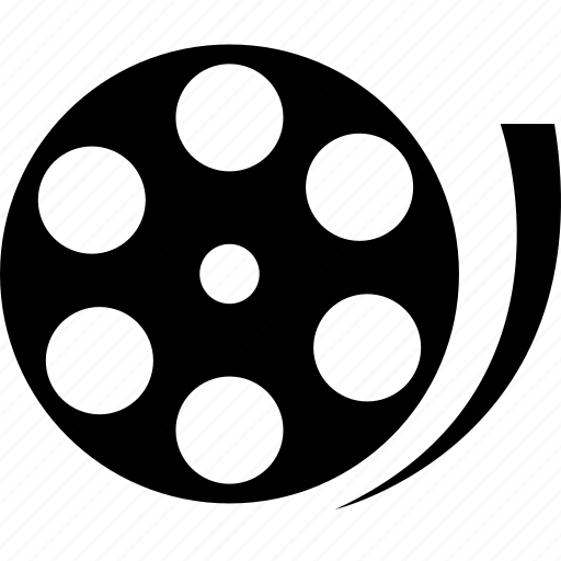 film, hollywood, movie, multimedia, record, records, tape, view icon
