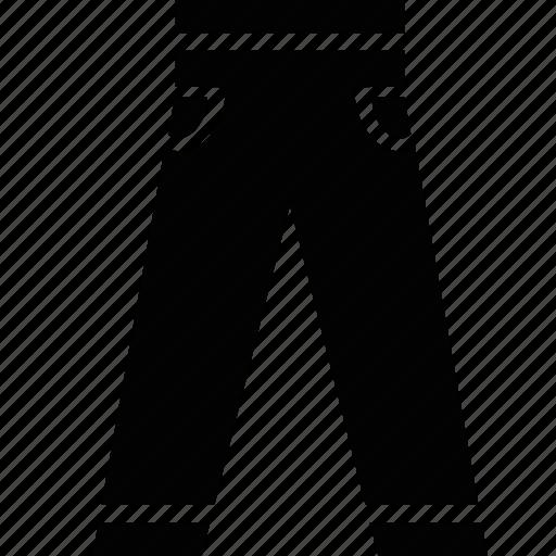 pantaloons, pants, trousers icon
