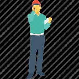 builder, engineer, labour, occupation, worker icon