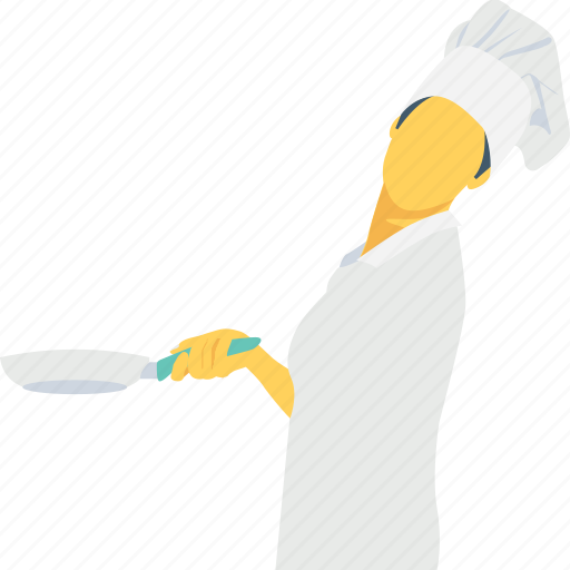 chef, cook, cuisiner, culinary, profession icon