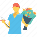 caretaker, farmer, greenskeeper, horticulturist, nurseryman icon