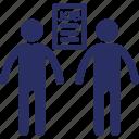 advertisement, employment, job recruitment, online job, online work icon