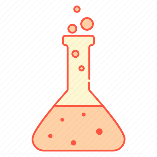 chemistry, conical flask, flask, medical, medicine, pharmaxy icon