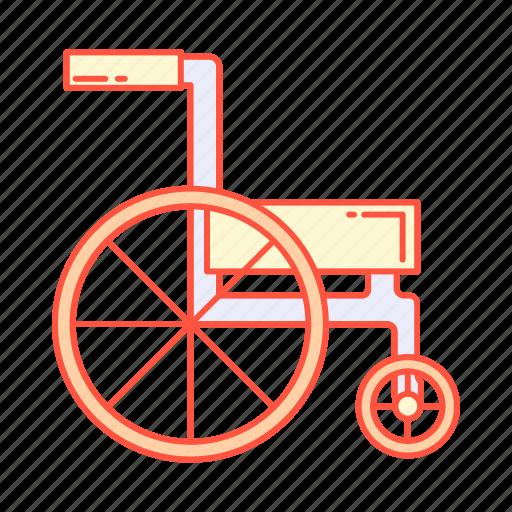 aid, chair, disabled, help, support, wheel, wheelchair icon