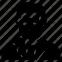detective, detector, investigator, spy icon