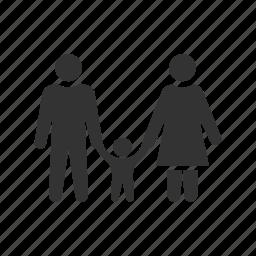 adoption, care, child, family, foster, parenthood, parents icon