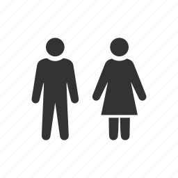 couple, female, male, pair, people, relationship icon