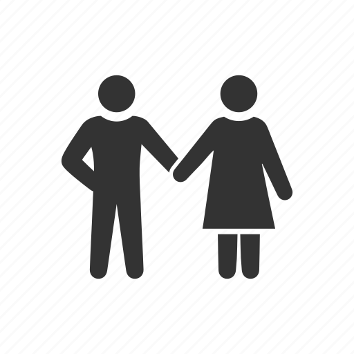 couple, friendship, handshake, hold hands, pair, partnership, relationship icon