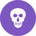 face, head, human, medical, skeleton, skull icon