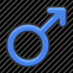 body, gender, human, male, man icon