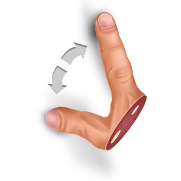 expand, gesture icon