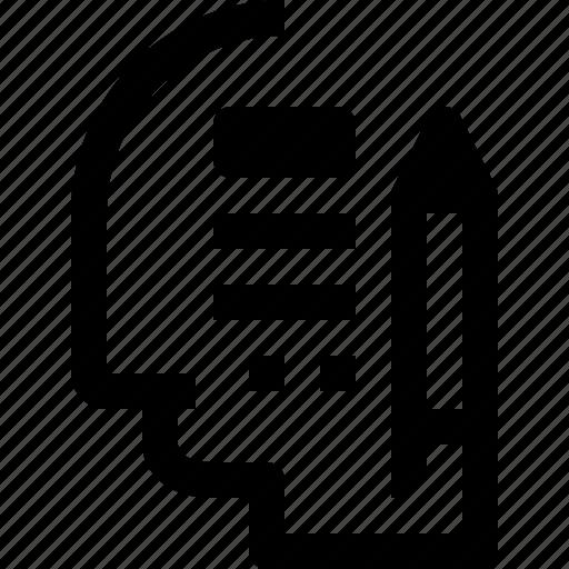 business, head, human, idea, learning, mind, process icon