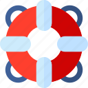 float, help, lifesaver, security, travel icon