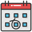 calendar, deadline, event, reminder, schedule icon