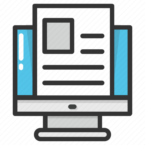 human resources, job hiring, job interviews, recruitment, selection procedure icon
