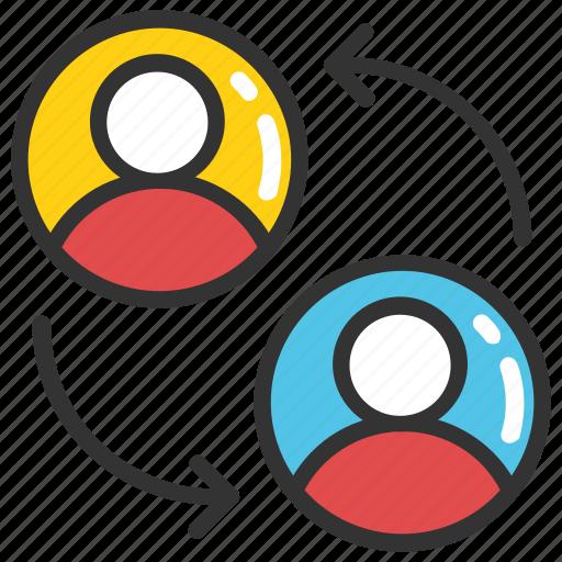 association, collaboration, cooperation, partnership, teamwork icon
