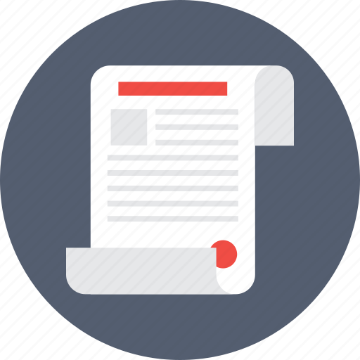 agreement, contract, correspondence, deal, document icon