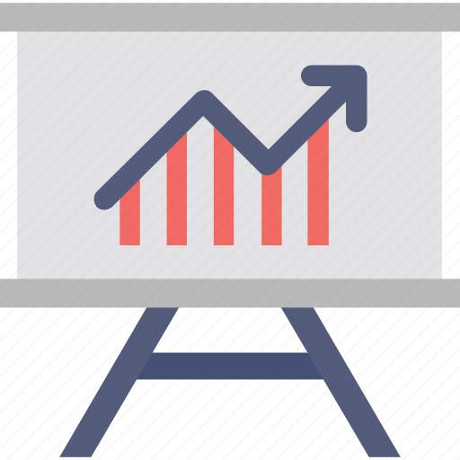 analysis, business analysis, business graph, graphic presentation, statistics icon