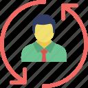 refresh photo, refresh profile, sync photo, update profile, user sync icon