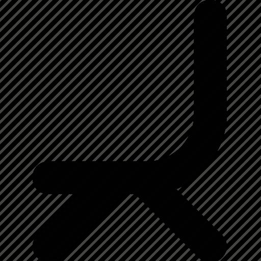 beach chair, chair, desk chair, furniture, seat icon