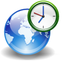 stock, timezone icon