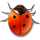 buddy, bug icon