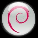 configure, debian, linux icon