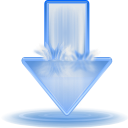deluge, torrent icon
