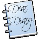 dear diary, diary