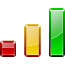 power, statistics icon