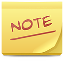 applet, notes, post-it, postit, sticky icon
