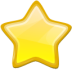 bookmark, etoile, new, star icon