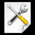 document, page, setup icon