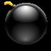 bomb, explosive icon