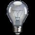 bulb, hint, idea, light icon