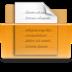 document, kde, open icon