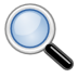 magnifier, original, search, zoom icon