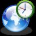 stock, timezone icon