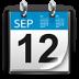 date, event icon