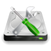 disk, manager icon