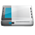 applet, d-link, modem, router icon