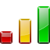 power, statistics icon