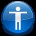 accessibility, gnome, technologies icon