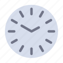 cleaning, clock, time