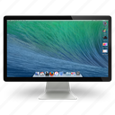 apple, display, monitor, screen icon